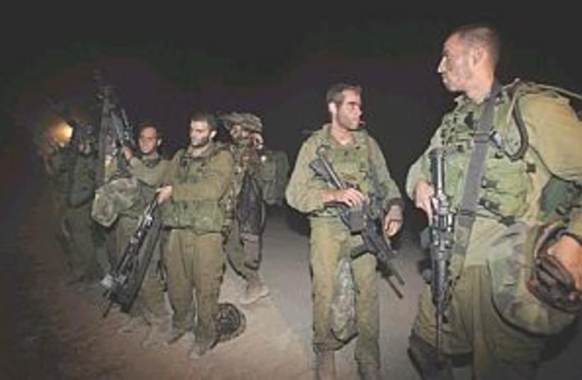 IDF leaves lebanon 298.8 (photo credit: AP [file])