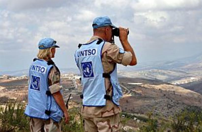 UN observers 298 88 (photo credit: AP)
