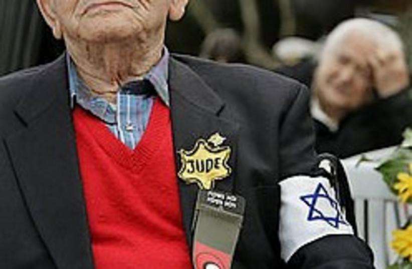 holocaust survivor 248 ap (photo credit: )
