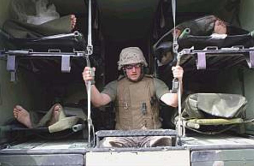 us iraq great 298.88 (photo credit: AP)