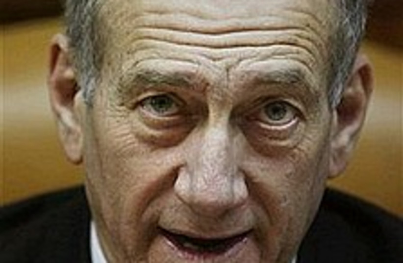 Olmert mean 224.88 (photo credit: AP [file])