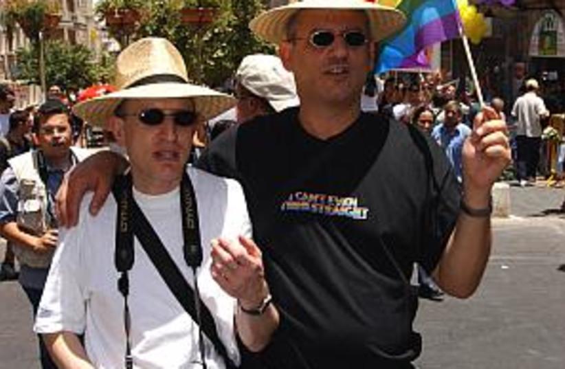 gay parade jerusalem 298 (photo credit: Ariel Jerozolimski [file])