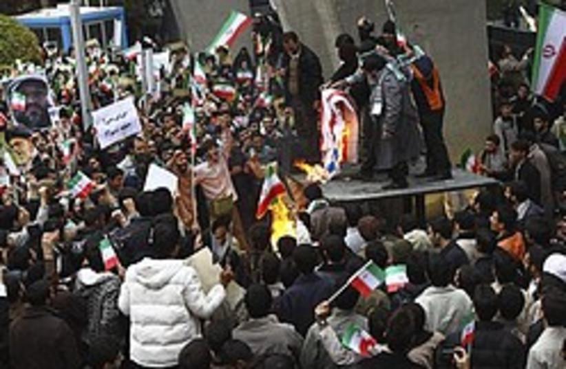 iran protest 248 88 ap (photo credit: AP)