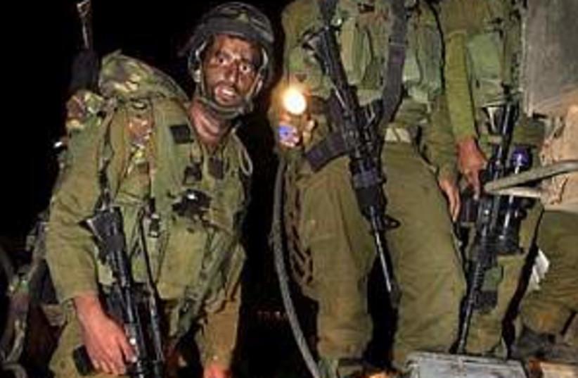 idf in gaza night 298.88 (photo credit: AP [file])