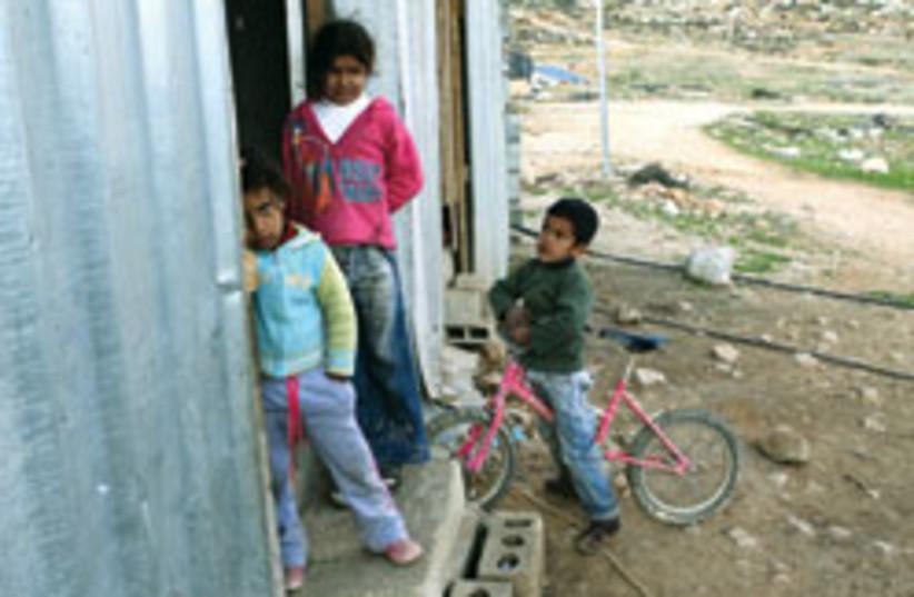 beduins 248.88 (photo credit: Ariel Jerozolimski [file])