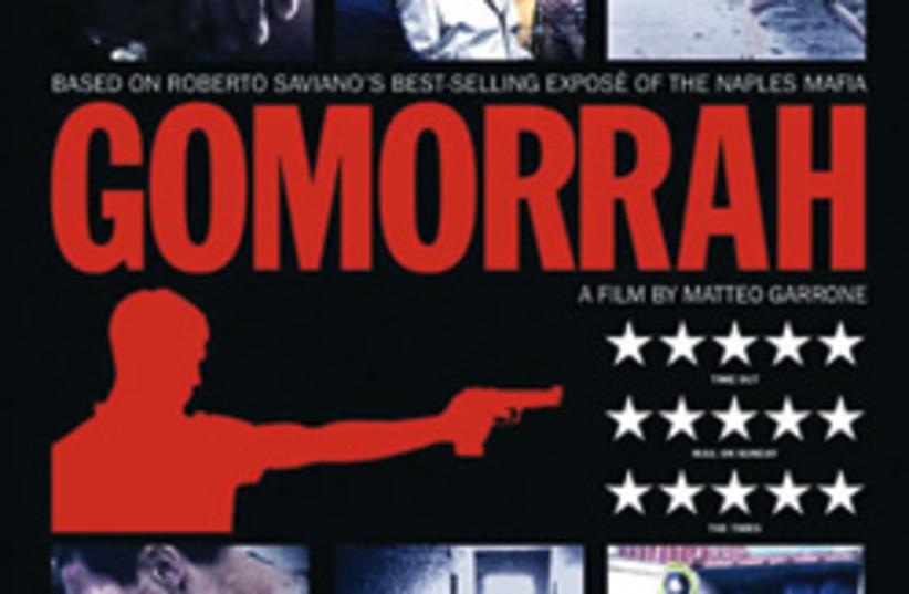 gomorrah dvd cover 248.88 (photo credit: )