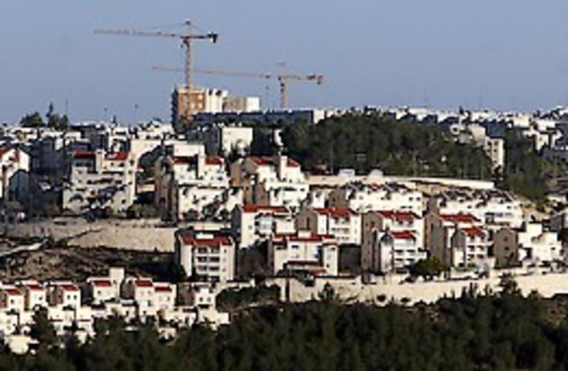 Gilo construction (photo credit: Ariel Jerozolimksi)