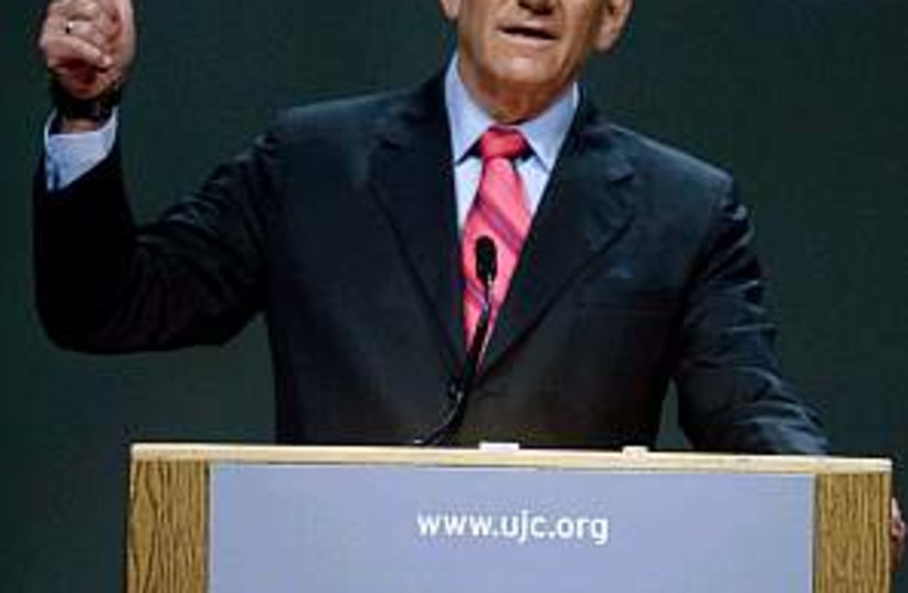 olmert GA speech 298.88 (photo credit: AP)