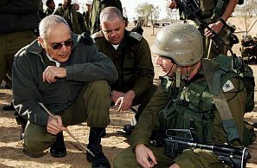 Halutz base 298.88  (photo credit: IDF )