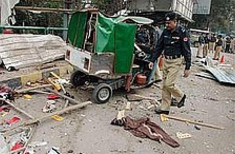 Pakistan bomb 298.88 (photo credit: AP)