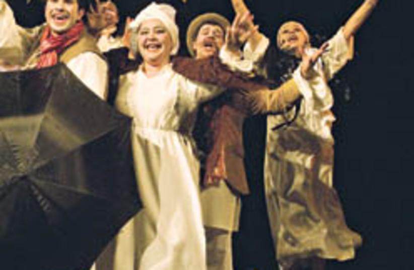 yiddish theatre 248 88 (photo credit: Segal Center)