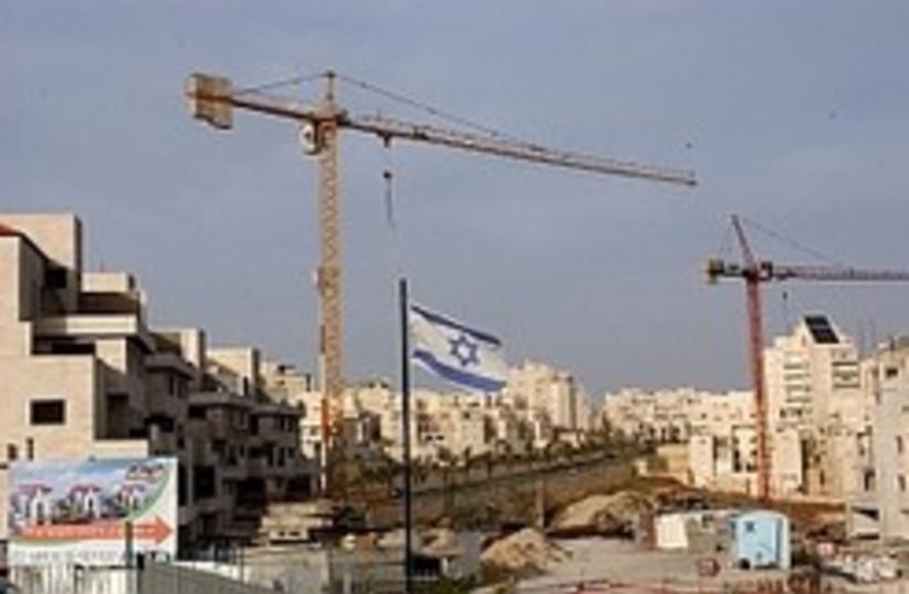 west bank construction settlement 248  (photo credit: Ariel Jerozolimski [file])