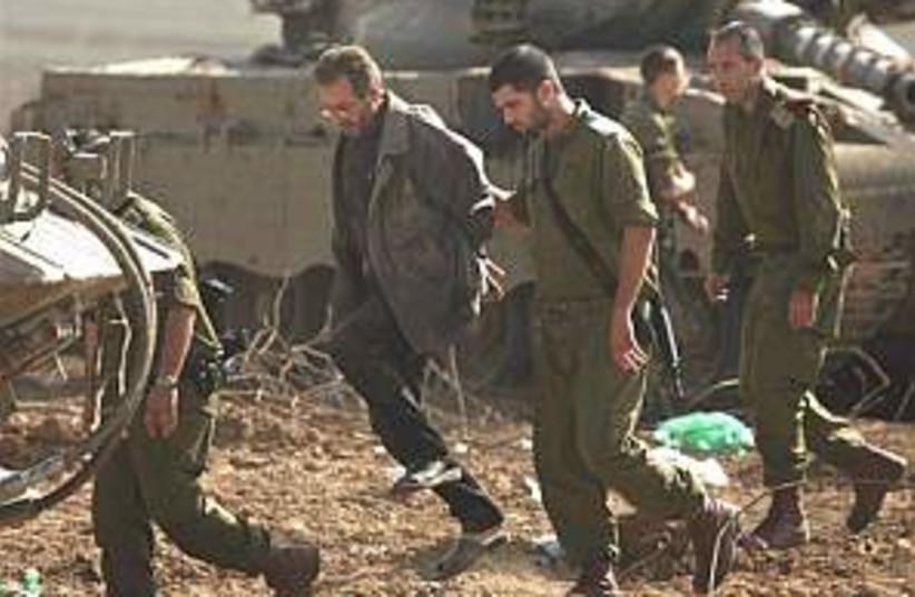 IDF arrests 298.88 (photo credit: AP [file])