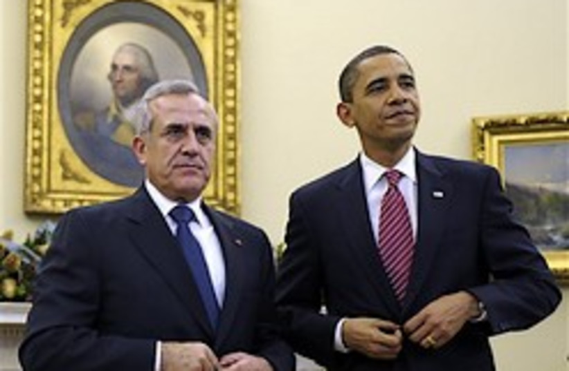 obama suleiman 248.88 (photo credit: AP)