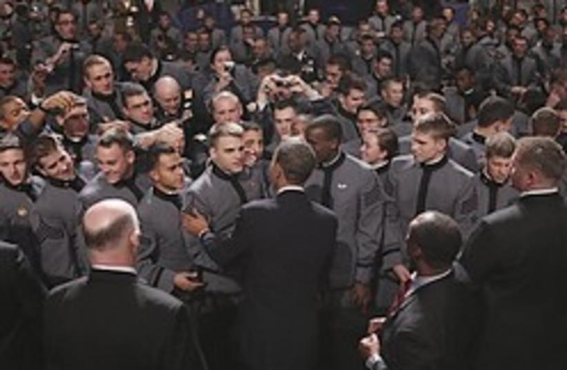 obama us soldiers 248.88 ap (photo credit: AP)