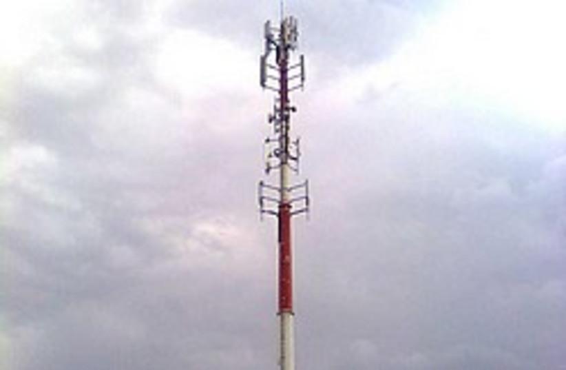 cellphone tower 248.88 (photo credit: Noam David )