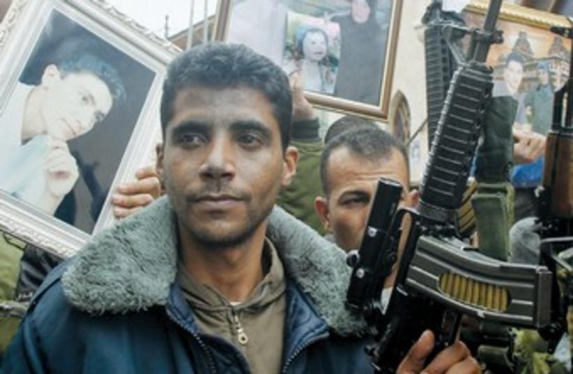 Fatah's ZAKARIA ZUBEIDI 370 (credit: Reuters)