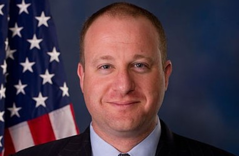 Jared Polis (photo credit: OFFICE OF CONGRESSMAN JARED POLIS/WIKIMEDIA COMMONS)