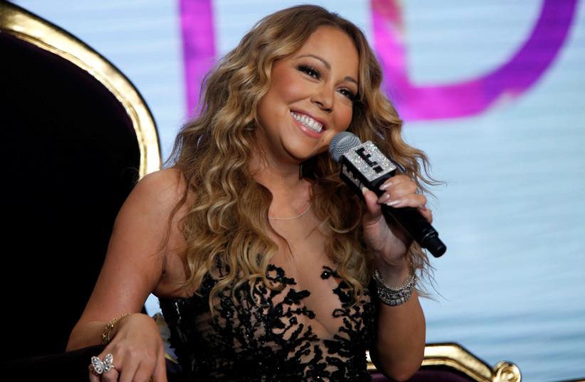 Mariah Carey (photo credit: MARIO ANZUONI/REUTERS)