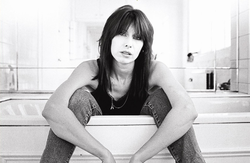 THE COVER of Chrissie Hynde's autobiography 'Reckless.'  (photo credit: Courtesy)