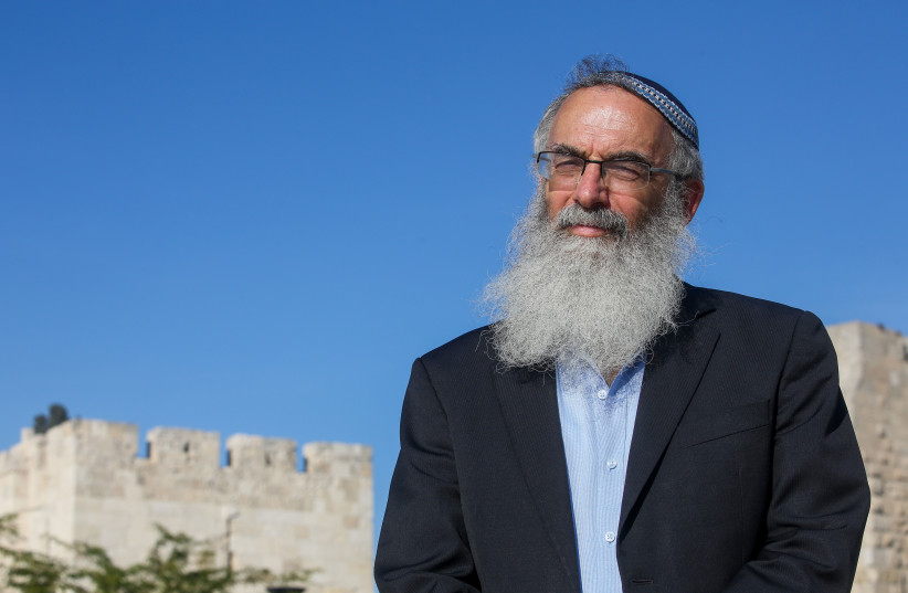Rabbi Stav slams Yamina for ignoring religion and state while in office