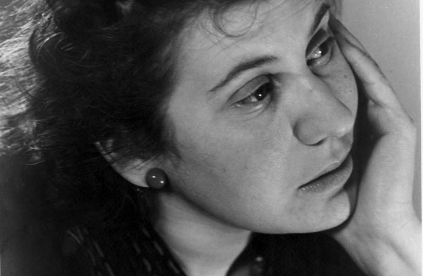 Etty Hillesum en 1940 (photo credit: WIKIPEDIA)
