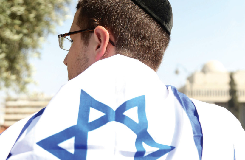 Are you jewish enough for the rabbinate (photo credit: MARC ISRAEL SELLEM)