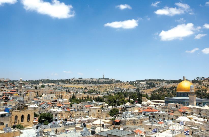 Jerusalem  (photo credit: MARC ISRAEL SELLEM)