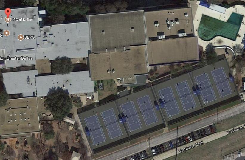 JCC Dallas (photo credit: GOOGLE MAPS)