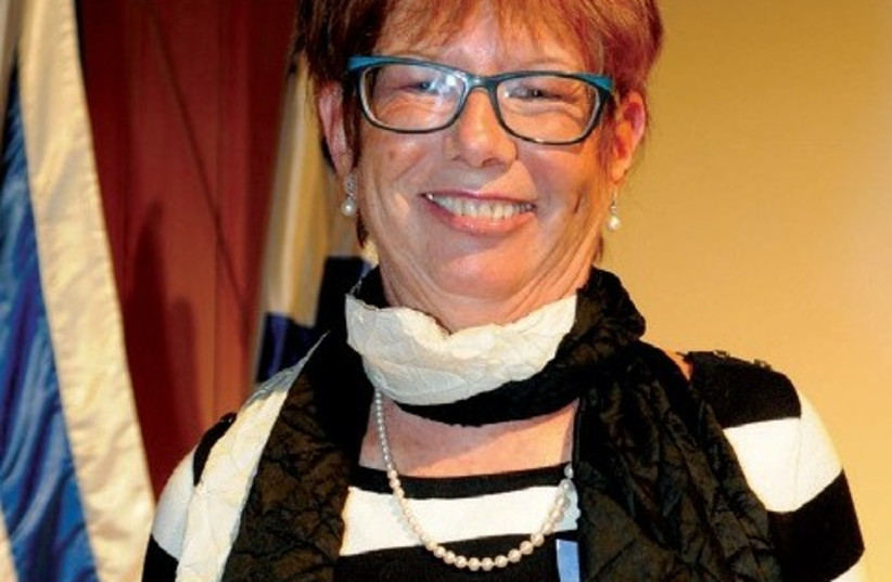 FRANCINE ROBINSON (photo credit: ICA)