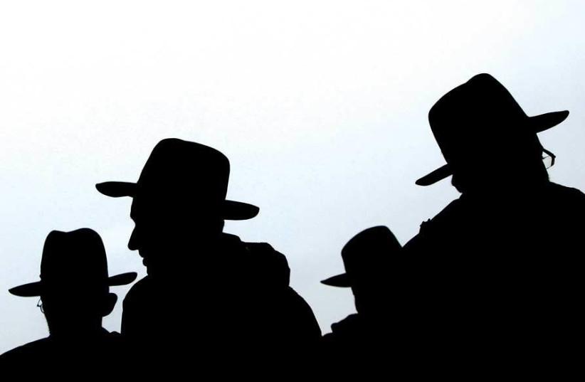 Jewish pepole (photo credit: ERIC THAYER/REUTERS)