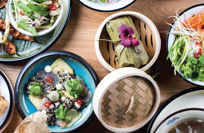 Ca-Phe Hanoi restaurant (photo credit: Courtesy)