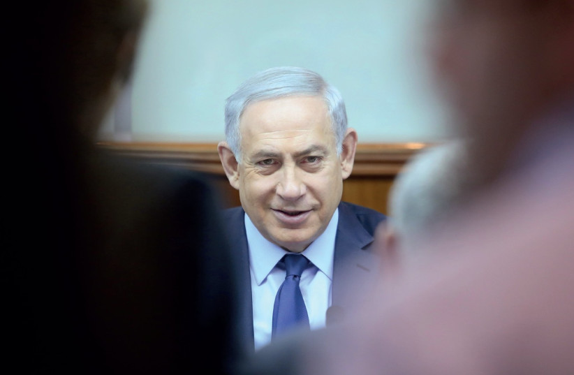 Israeli Prime Minister Benjamin Netanyahu  (photo credit: MARC ISRAEL SELLEM/THE JERUSALEM POST)