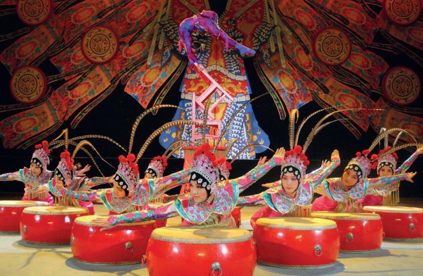 Chinese Circus  (photo credit: Courtesy)