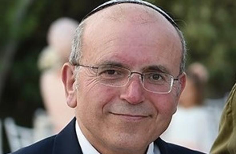 Meir Ben-Shabbat (photo credit: Courtesy)