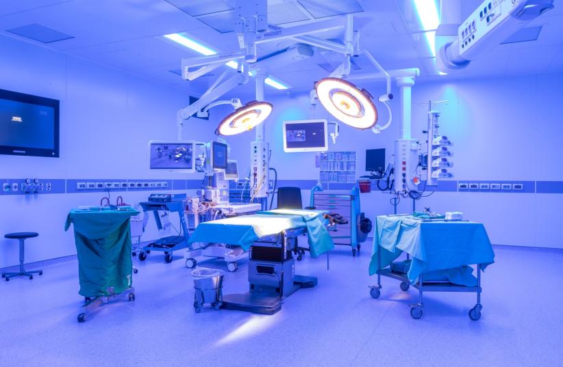 Ashdod Hospital  (photo credit: Courtesy)