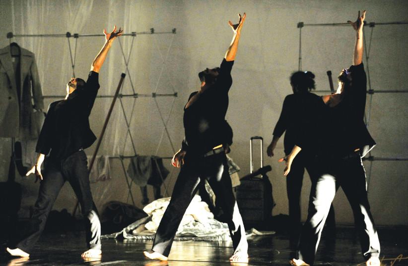 Modern Dance Theater Istanbul performs 'Travelogue'. (photo credit: TIMUR VARLIKLI)