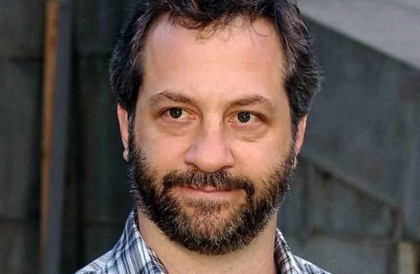 Judd Apatow (photo credit: DAVID SHANKBONE/WIKIMEDIA COMMONS)