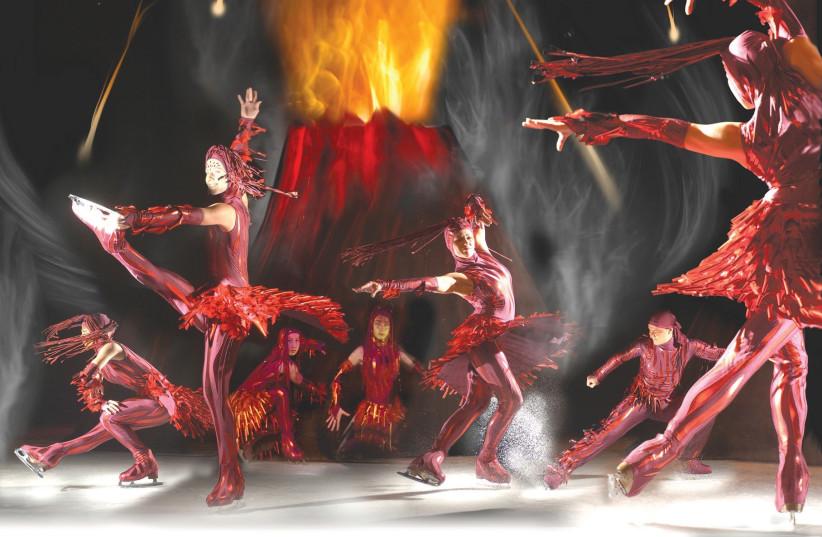 'Cirque de Glace' (Courtesy) (photo credit: CIRQUE DE GLACE)