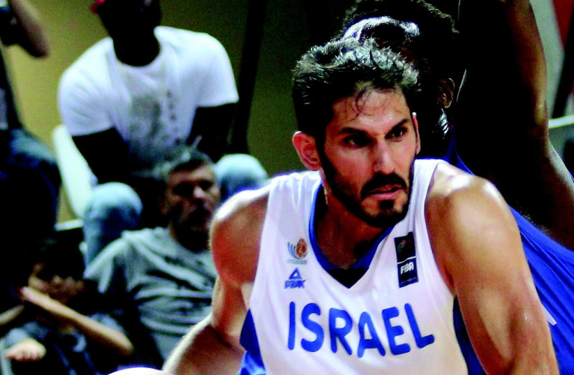 Israeli forward Omri Casspi (photo credit: ADI AVISHAI)
