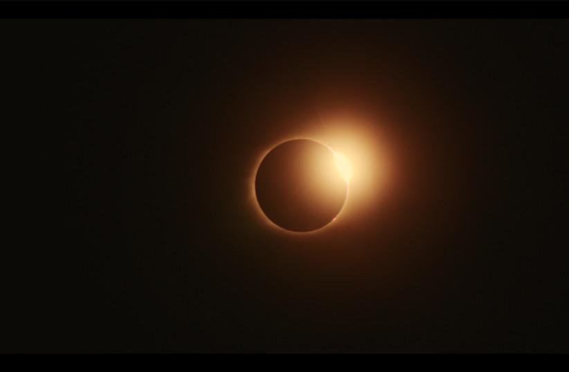 Solar Eclipse 2017 Captured from Union, Missouri (photo credit: KOBI SWISSA / SWISSA CREATIVE)