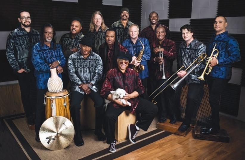 Red Sea Jazz Festival artistic director and saxophonist Eli Degibri will front his own big band. (photo credit: HAGGAI COHEN MILO)
