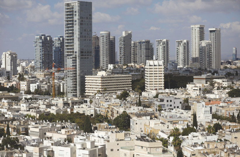 UNAFFORDABLE.FOR some Israelis, no matter how much they work they can't afford to live well in the country and have considered moving abroad. (photo credit: REUTERS)