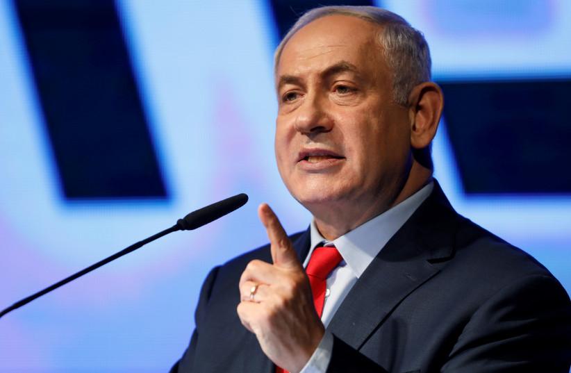 Israeli Prime minister Benjamin Netanyahu (photo credit: REUTERS)