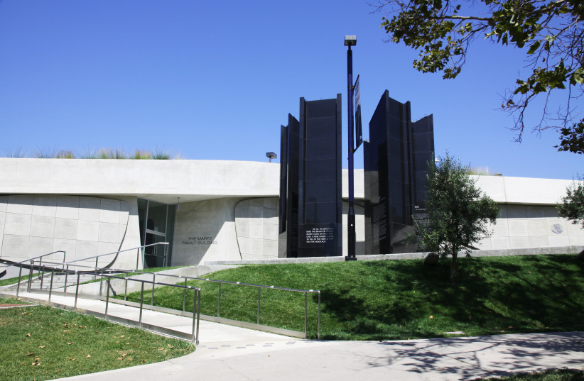 Los Angeles Museum of the Holocaust (LAMOTH) has a two-fold mission that has remained constant since its inception in 1961: commemoration and education. (photo credit: LAMOTH/WIKIMEDIA COMMONS)