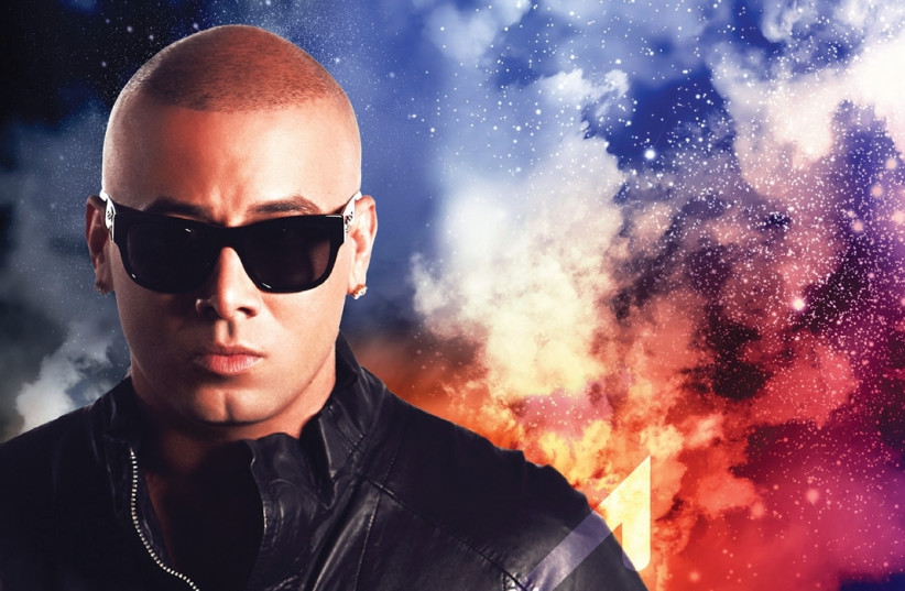It's a rap: Popular Puerto Rican rapper Wisin. (photo credit: Courtesy)