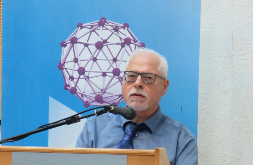 Dr. Bishara Bisharat (photo credit: JUDY SIEGEL-ITZKOVICH)