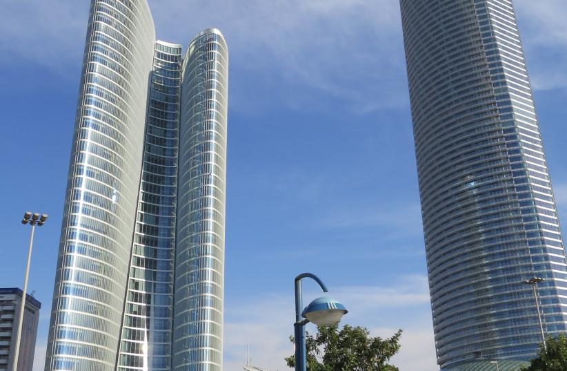 Abu Dhabi. UAE (photo credit: WIKIMEDIA)