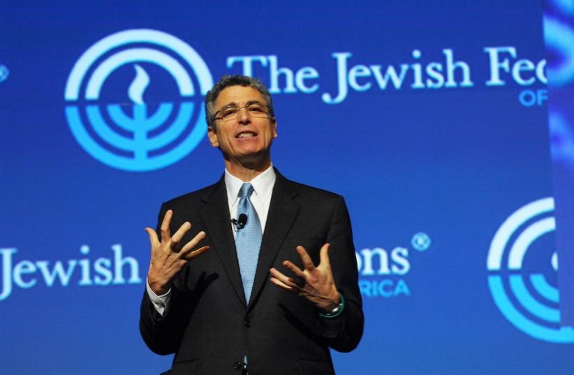 Rabbi Rick Jacobs (photo credit: JFNA)