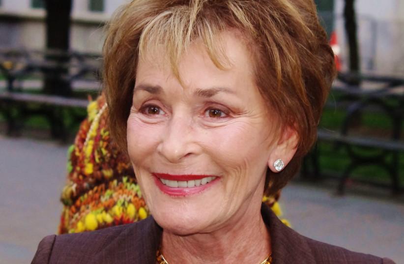 Judge Judy  (photo credit: WIKIPEDIA)